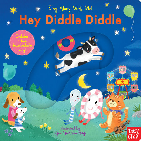 Hey Diddle Diddle by Nosy Crow