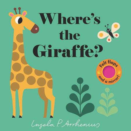 Where's the Giraffe? by Nosy Crow