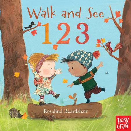 Walk and See: 123 by Nosy Crow