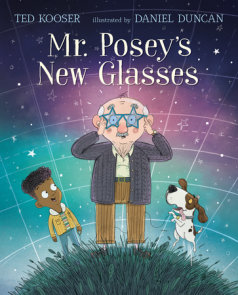 Mr. Posey's New Glasses