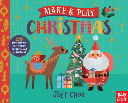 Make and Play: Christmas by Nosy Crow