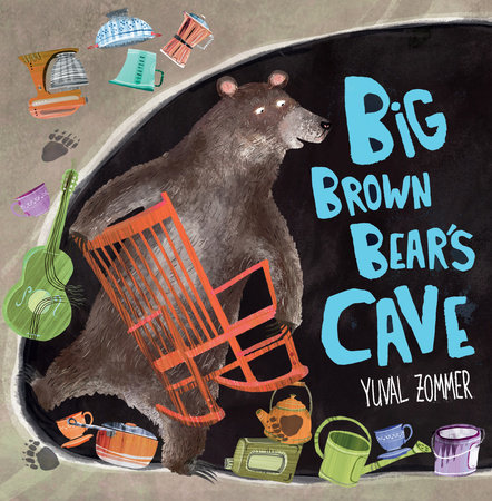 Big Brown Bear's Cave by Yuval Zommer