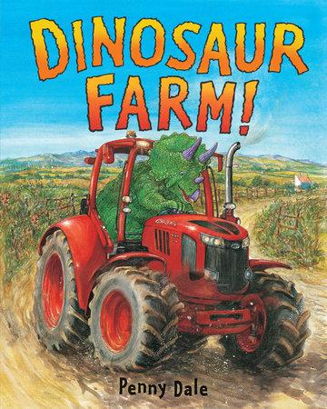 Dinosaur Farm! by Penny Dale