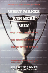 What Makes Winners Win