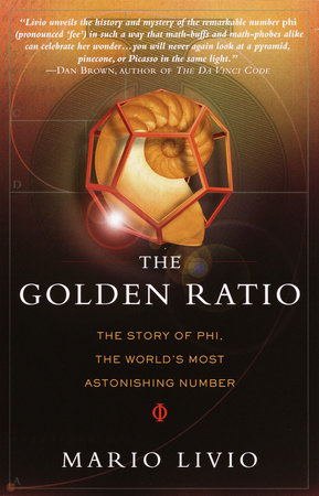 The Golden Ratio by Mario Livio