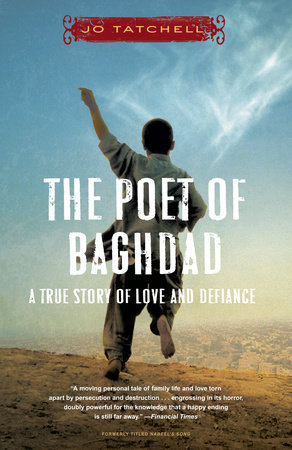 The Poet of Baghdad by Jo Tatchell