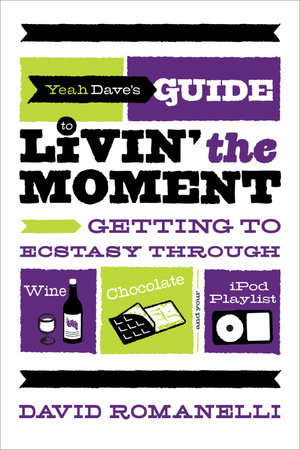 Yeah Dave's Guide to Livin' the Moment by David Romanelli