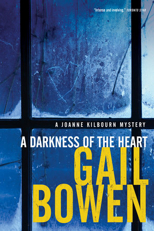 A Darkness of the Heart by Gail Bowen