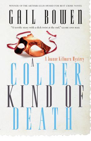 A Colder Kind of Death by Gail Bowen