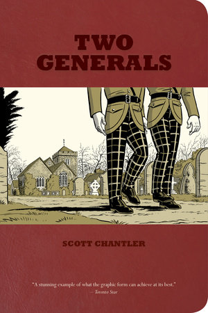 Two Generals by Scott Chantler