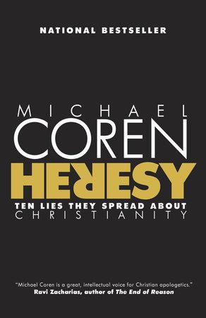 Heresy by Michael Coren
