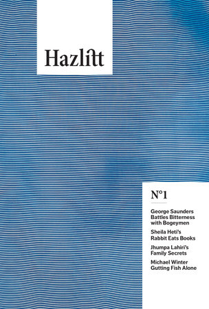 Hazlitt #1 by Hazlitt Staff