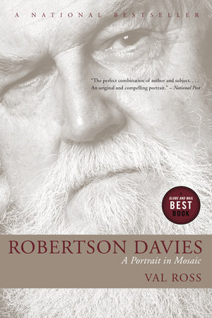 Robertson Davies by Val Ross