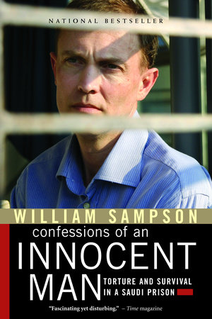 Confessions of an Innocent Man by William Sampson