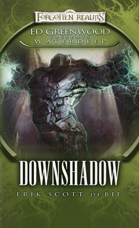 Downshadow by Erik Scott De Bie