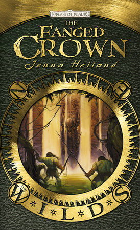 The Fanged Crown by Jenna Helland