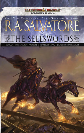 The Sellsword by Cam Banks