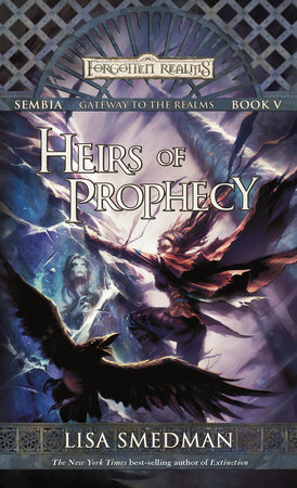 Heirs of Prophecy by Lisa Smedman