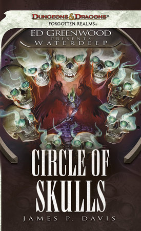 Circle of Skulls by James P. Davis