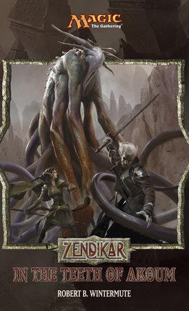 Zendikar: In the Teeth of Akoum by Brook Steingass