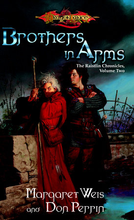 Brothers in Arms by Margaret Weis and Don Perrin