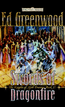 Swords of Dragonfire by Ed Greenwood
