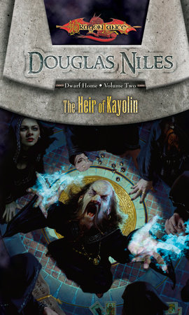 The Heir of Kayolin by Douglas Niles