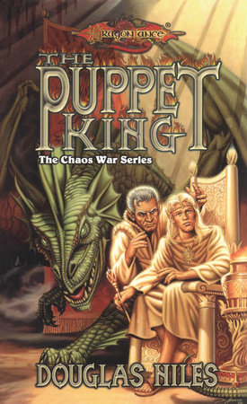 The Puppet King by Doug Niles