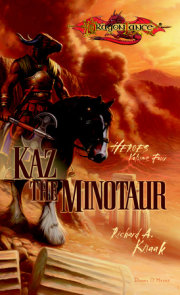 Kaz the Minotaur