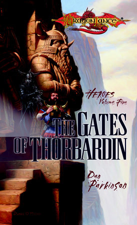 The Gates of Thorbardin by Dan Parkinson