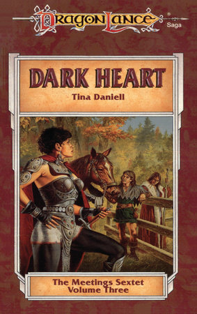 Dark Heart by Tina Daniell