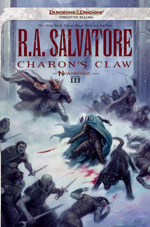 Charon's Claw by R. A. Salvatore
