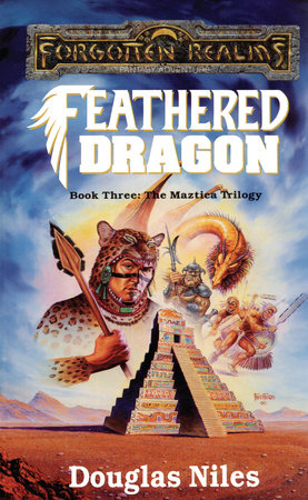 Feathered Dragon by Douglas Niles