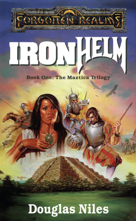 Ironhelm by Douglas Niles