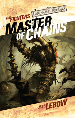 Master of Chains by Jess Lebow