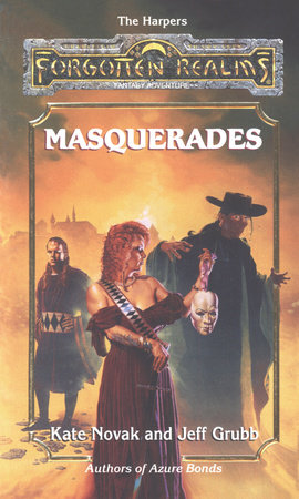 Masquerades by Kate Novak and Jeff Grubb