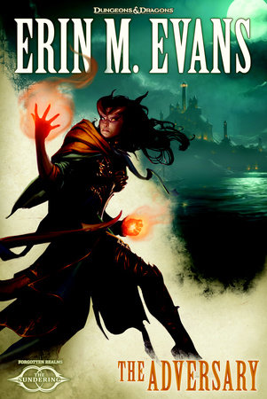 The Adversary by Erin M. Evans