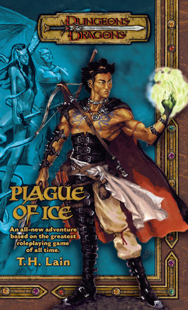 Plague of Ice by T. H. Lain