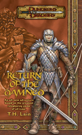 Return of the Damned by T. H. Lain