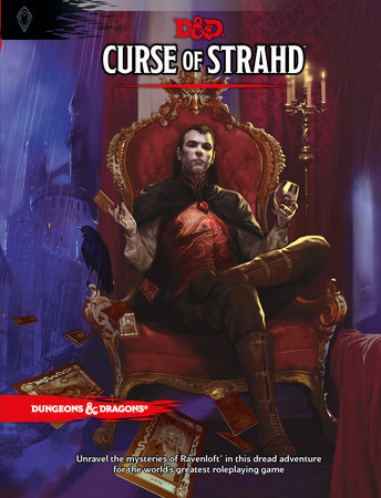 Curse of Strahd by Wizards RPG Team