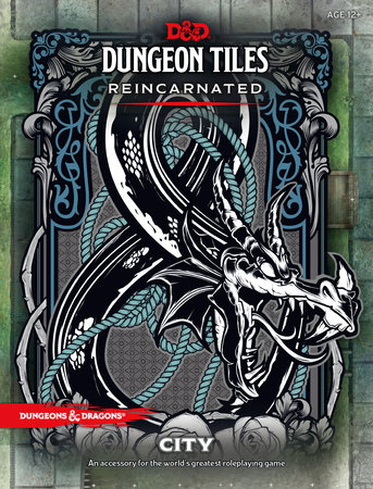 D&D DUNGEON TILES REINCARNATED: CITY by