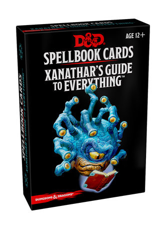 Spellbook Cards: Xanathar's by