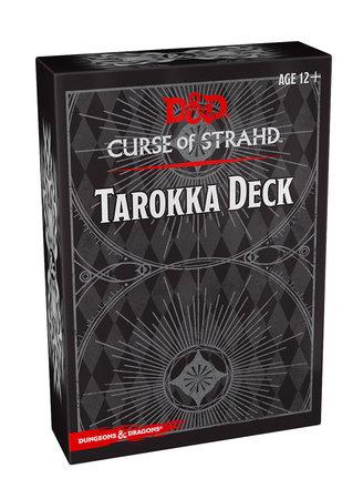 Curse of Strahd Tarokka by