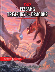 Fizban's Treasury of Dragons (Dungeon & Dragons Book)