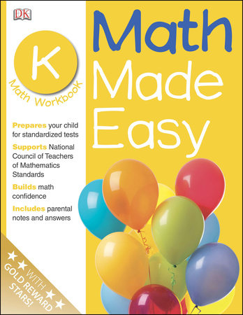 Math Made Easy: Kindergarten by DK