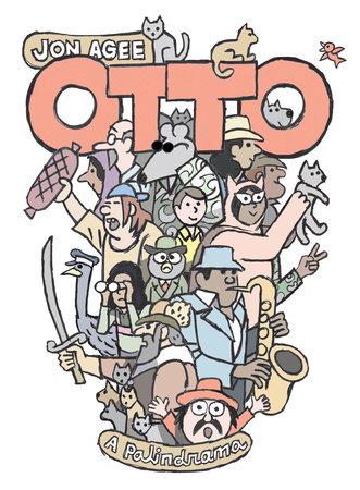 Otto: A Palindrama by Jon Agee