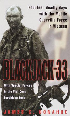Blackjack-33 by James C. Donahue