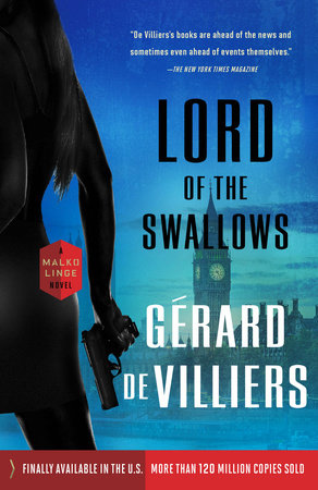 Lord of the Swallows by Gérard de Villiers