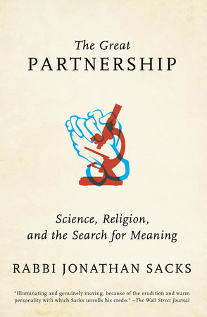 The Great Partnership by Jonathan Sacks