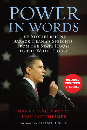 Power in Words by Mary Frances Berry and Josh Gottheimer